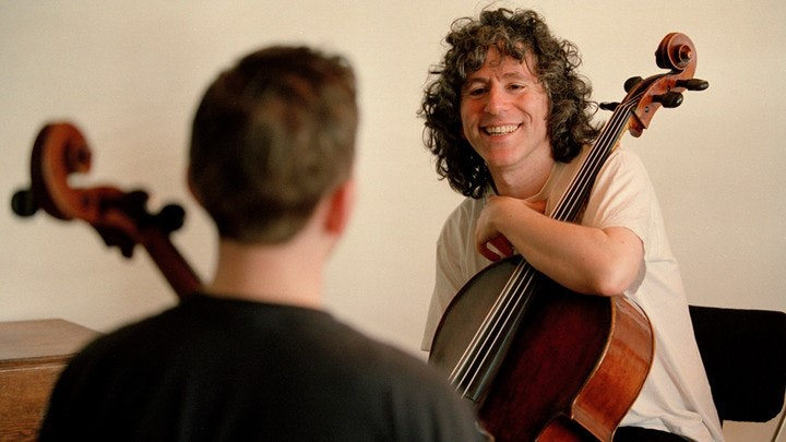 Steven Isserlis teaches Rachmaninov: Sonata for cello and piano