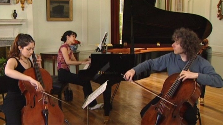 Steven Isserlis teaches Schumann: Fantasiestücke, Op. 73