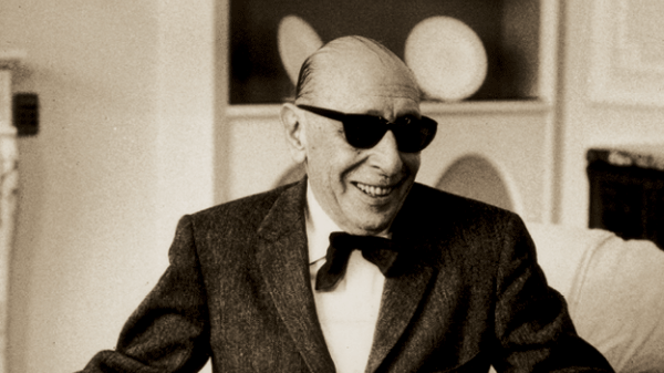 Stravinsky à Hollywood