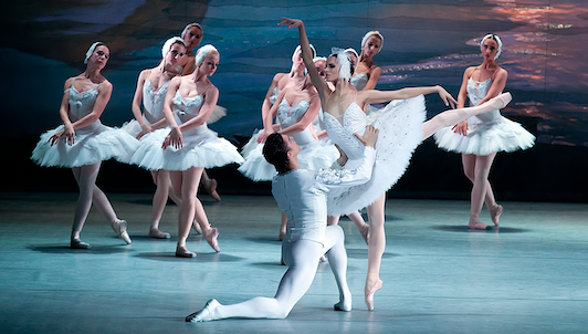 Swan Lake by Valery Kovtun after Petipa, music by Tchaikovsky