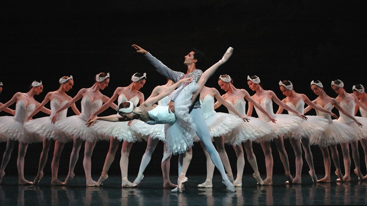 Swan Lake by Nureyev, music by Tchaikovsky