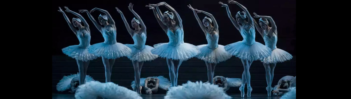 Swan Lake by Nureyev after Petipa, music by Tchaikovsky