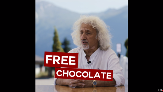 Swiss Cheese Story with Mischa Maisky