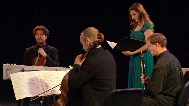 S. Schwartz, L. Batiashvili, H. Kraggerud, L. Power... perform  Hindemith, Britten, Monti, Piazzolla, Mozart and Klezmer dances