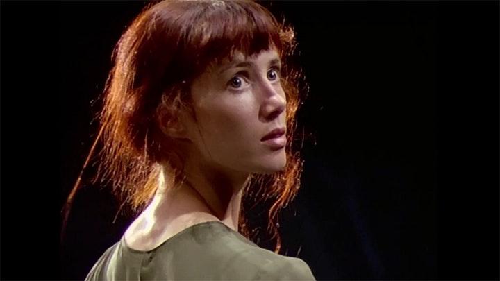 Portrait de Sylvie Guillem