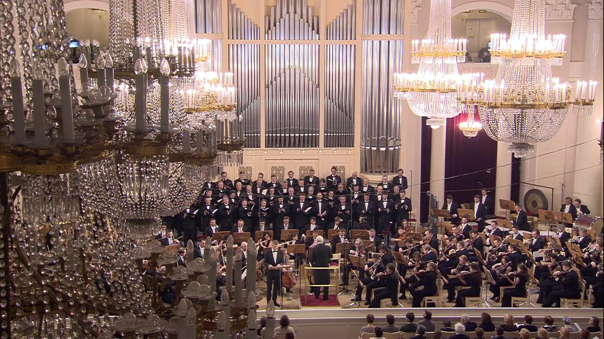 Yuri Temirkanov conducts Haydn and Shostakovich: Babi Yar Symphony