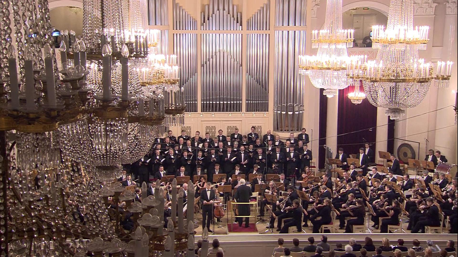 Yuri Temirkanov dirige Haydn et Chostakovitch : Symphonie « Babi Yar »