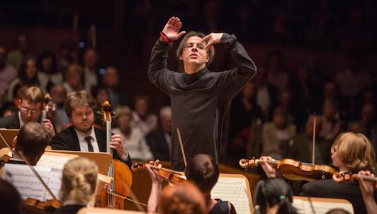 Teodor Currentzis conducts Mahler and Retinsky