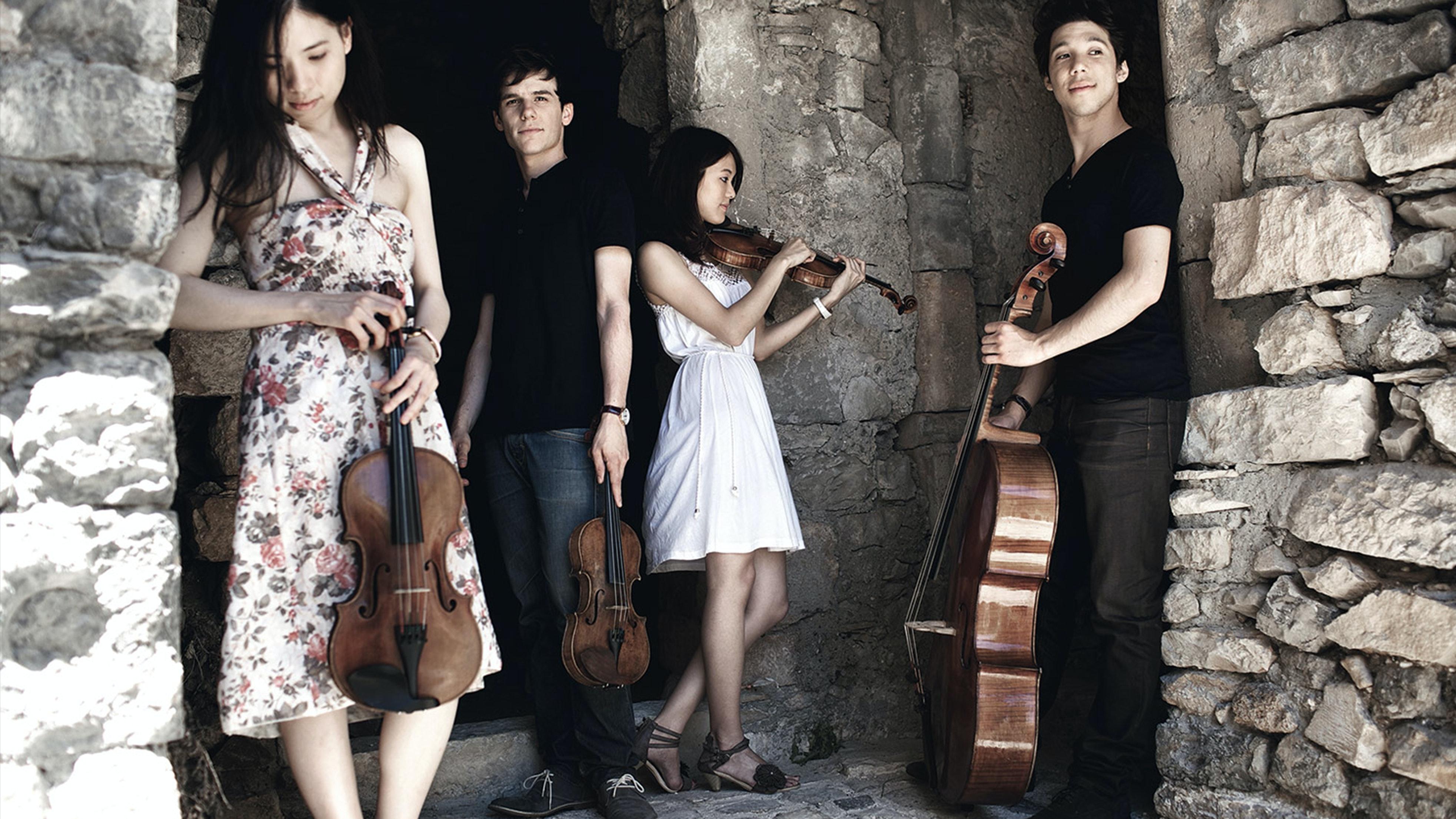 The Hermès Quartet plays Dutilleux and Schubert