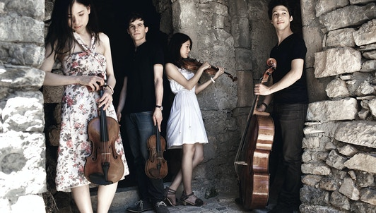 The Hermès Quartet plays Dutilleux and Schubert