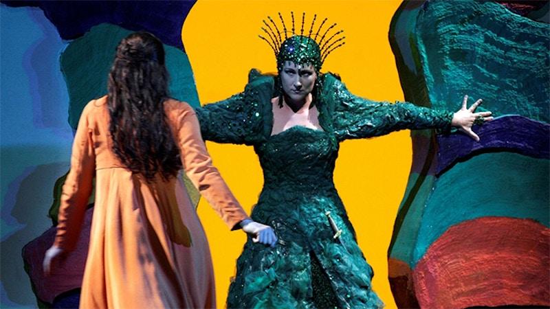 Opera Mozart\'s The Magic Flute - medici.tv