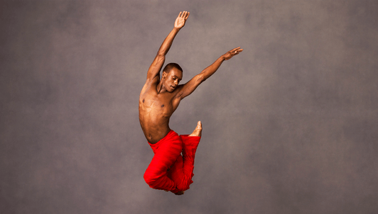 Four Choreographies by Wayne McGregor, Ronald K. Brown, Robert Battle, and Alvin Ailey