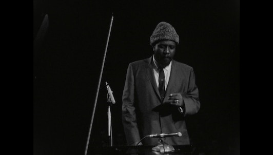 Thelonious Monk Quartet Live in Brussels (Part I)
