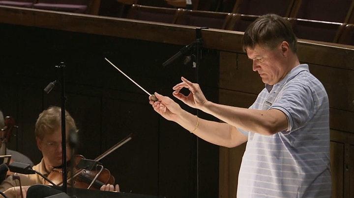 """Thielemann Rehearses """"Frau Ohne Schatten"""""""