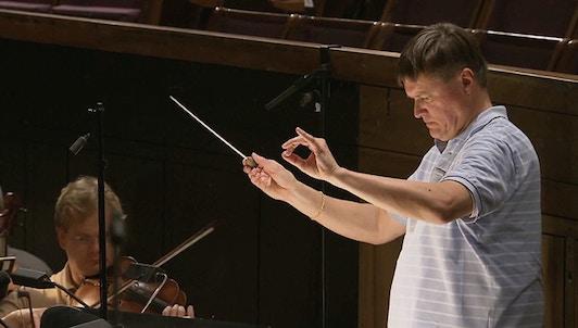 Christian Thielemann ensaya «La mujer sin sombra»
