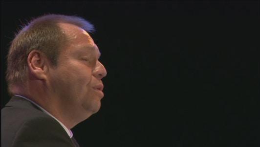 """Thomas Quasthoff and Emanuel Ax play Schubert: """"Die schöne Müllerin"""""""