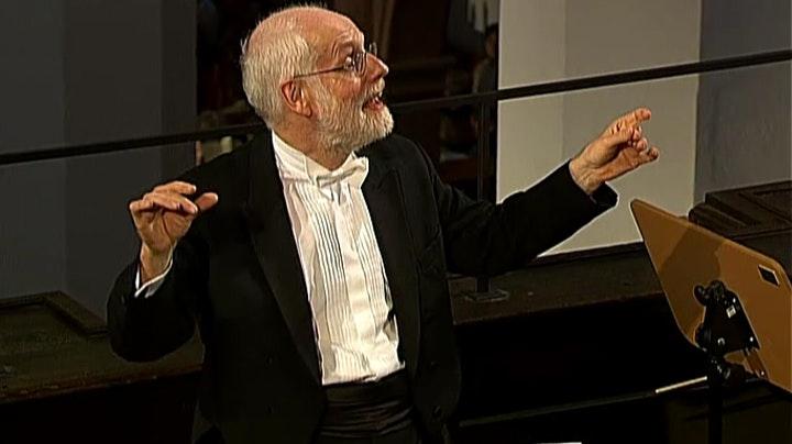 Ton Koopman dirige Bach et Kuhnau