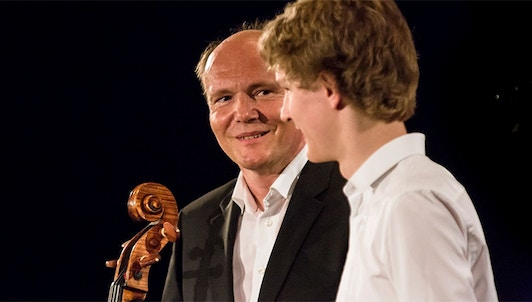 Truls Mørk and Jan Lisiecki perform Beethoven, Schumann and Chopin
