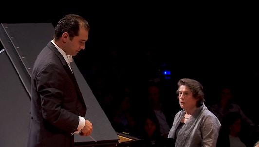 Tugan Sokhiev conducts Brahms – With Elisabeth Leonskaja
