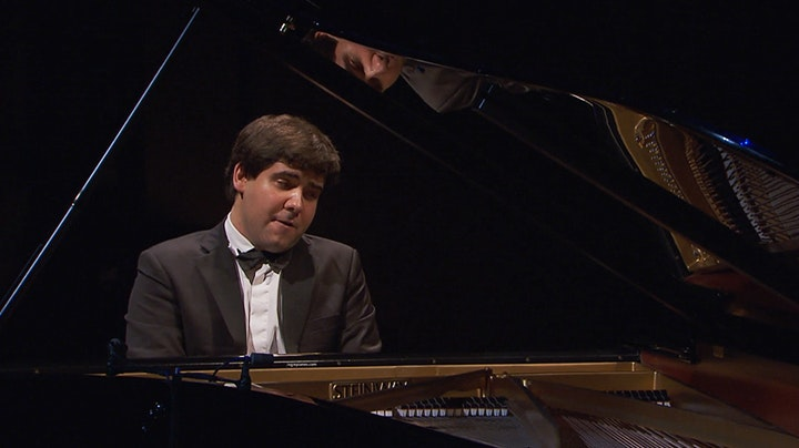 Vadym Kholodenko performs Medtner, Balakirev and Brahms