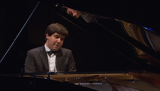 Vadym Kholodenko performs Medtner, Balakirev and Brahms