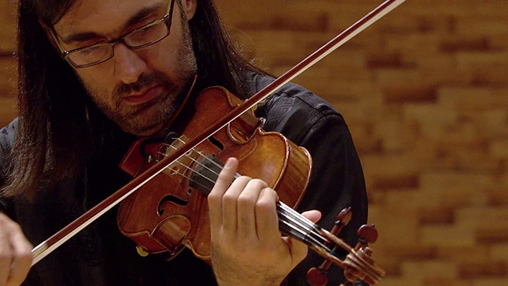 Valery Gergiev and Leonidas Kavakos perform Prokofiev's Violin Concerto No. 2