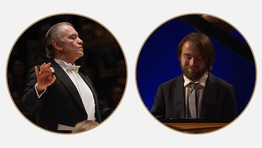 Valery Gergiev dirige un programme dédié à Beethoven – Avec Daniil Trifonov
