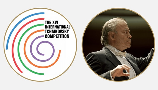 Valery Gergiev conducts Mozart, Tchaikovsky, and Glière  — With #TCH16 winners