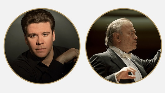 Valery Gergiev conducts Shchedrin and Mussorgsky — With Denis Matsuev