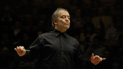 Valery Gergiev conducts Strauss's Die Frau ohne Schatten