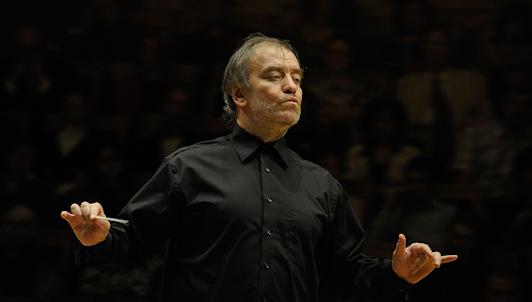 Valery Gergiev dirige La Femme sans ombre de Strauss