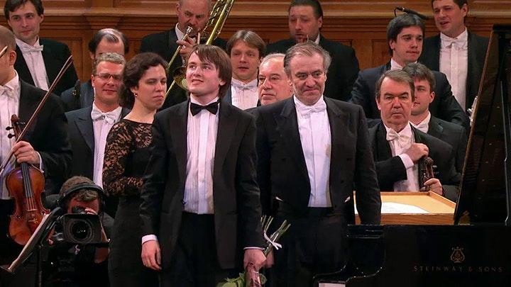 Valery Gergiev conducts Prokofiev – Daniil Trifonov performs the 1st Piano Concerto