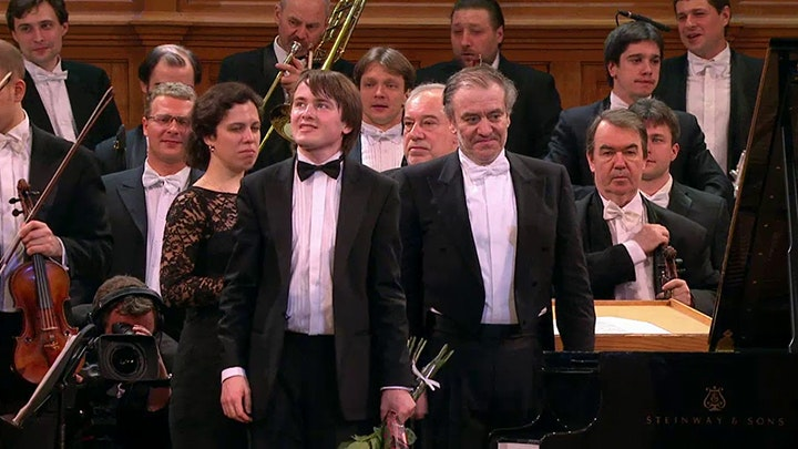 Valery Gergiev dirige Prokofiev – Daniil Trifonov joue le Premier Concerto pour piano