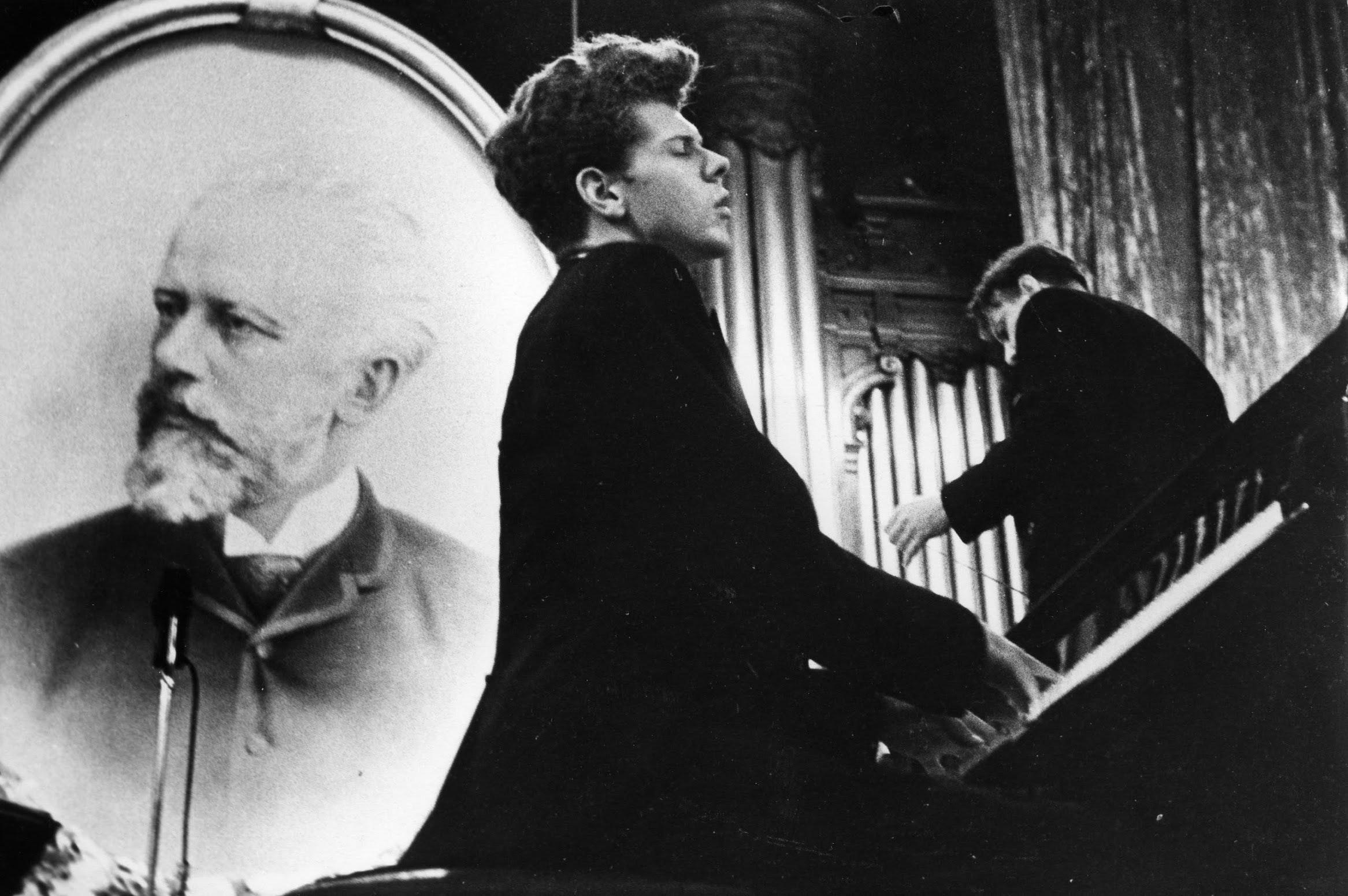 Kondrashin dirige Beethoven et Tchaïkovski – Avec Van Cliburn