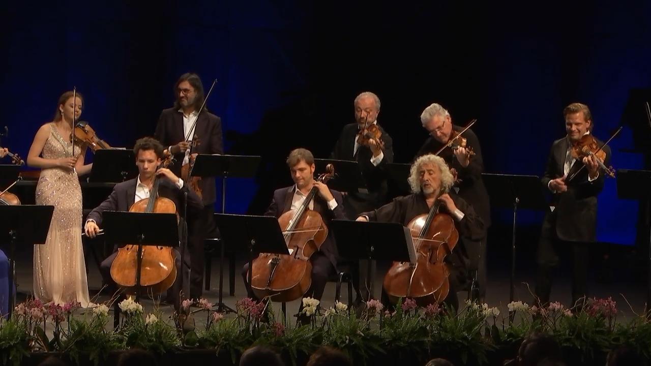 Gala du 25ème Anniversaire du Verbier Festival