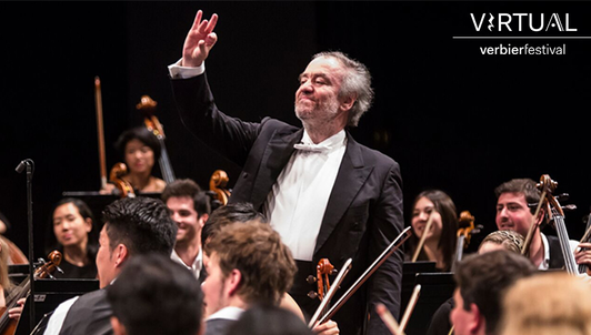 A day with Valery Gergiev II: Verbier Festival Essentials