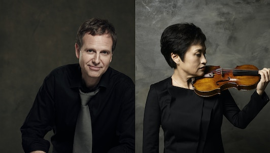 Kyung Wha Chung and Kevin Kenner perform Fauré, Prokofiev and Franck
