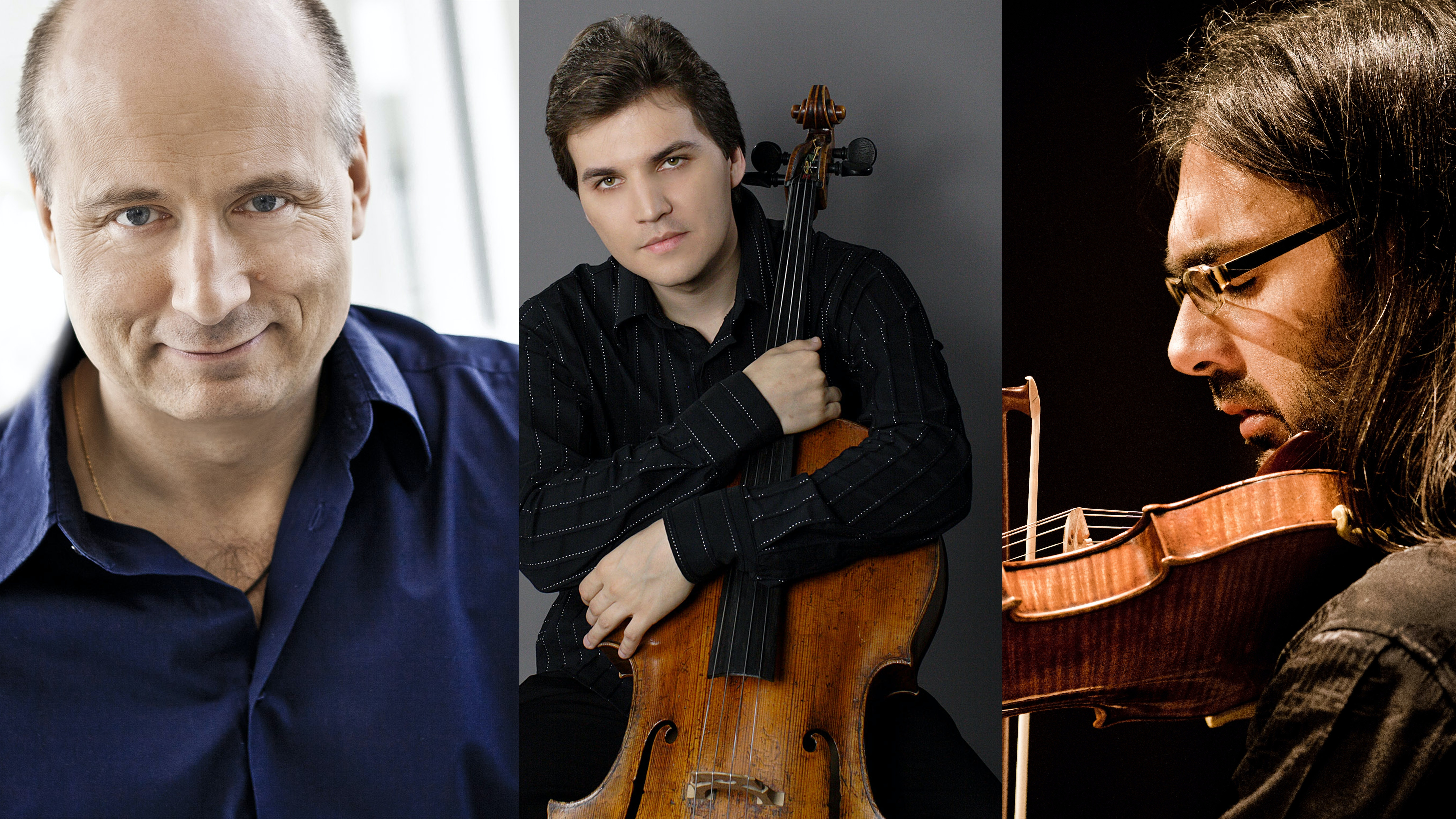 Paavo Järvi conducts Debussy, Brahms and Prokofiev – With Leonidas Kavakos and Alexander Buzlov