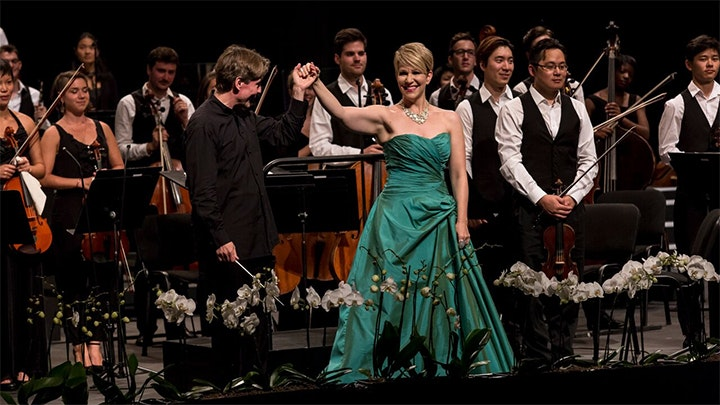 Esa-Pekka Salonen conducts R. Strauss, Berlioz, and Schumann – With Joyce DiDonato