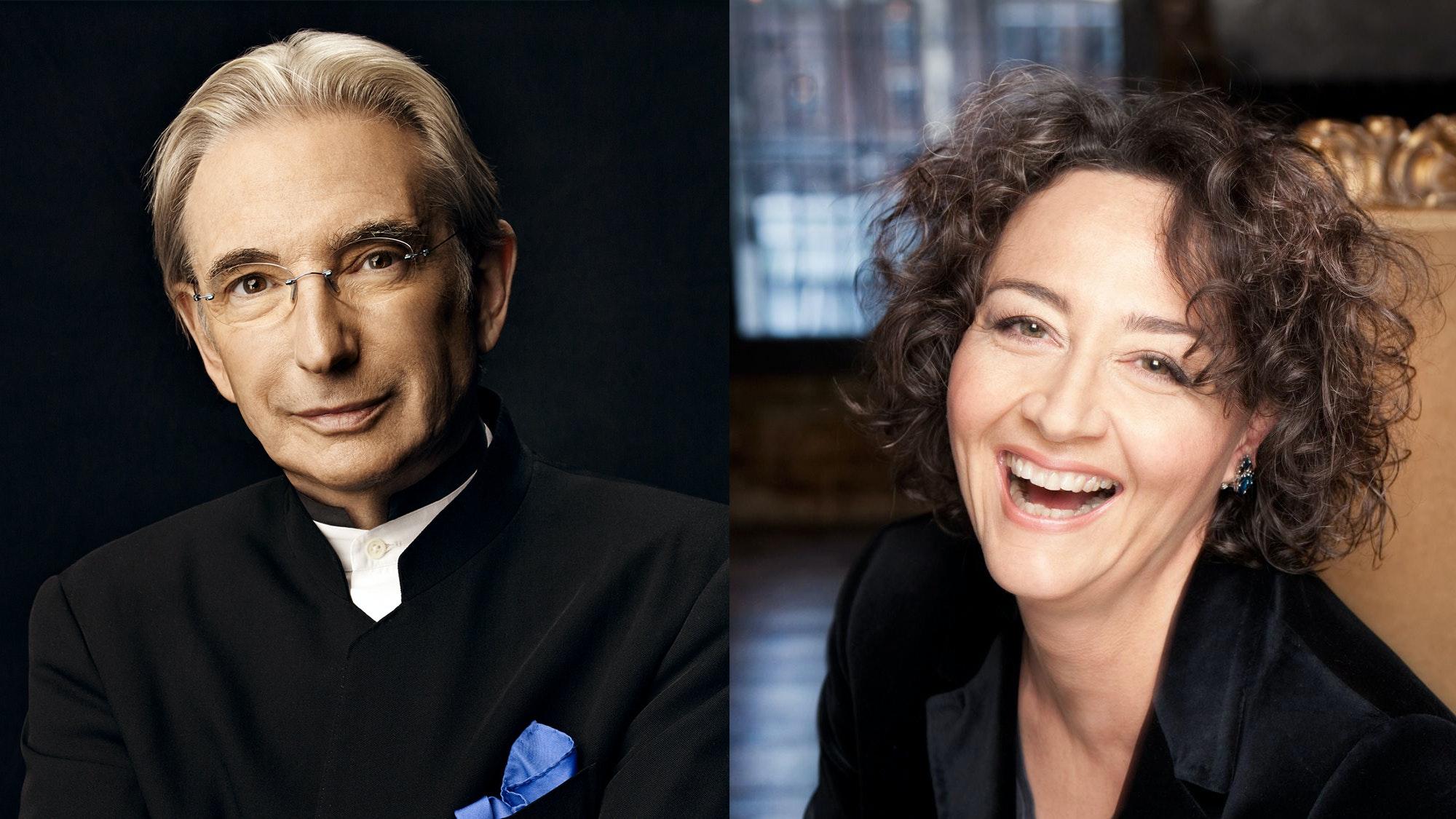 Michael Tilson Thomas conducts Mahler's Symphony No. 3 – With Nathalie Stutzmann
