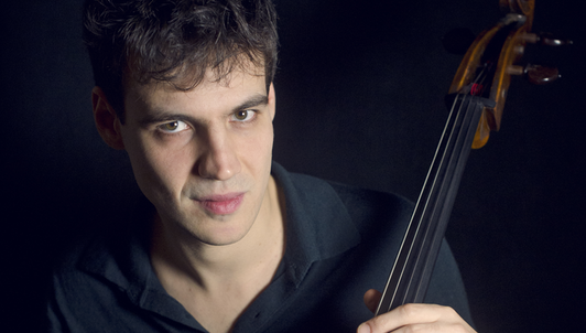 Victor Julien-Laferrière joue Bach et Dutilleux