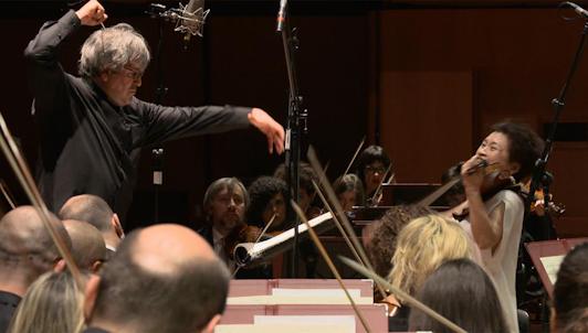 Kyung Wha Chung et Antonio Pappano tutoient les sommets avec Brahms