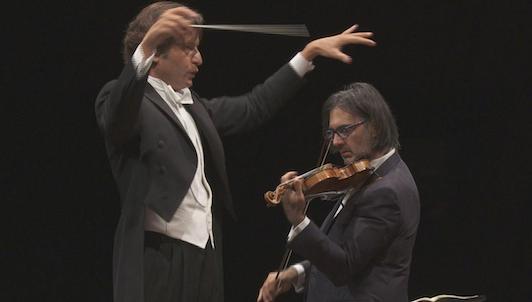 Le virtuose du violon Leonidas Kavakos sublime Stravinsky