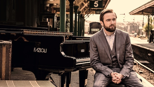 A day with Daniil Trifonov