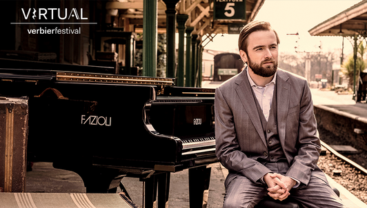 A day with Daniil Trifonov I: Brand-new moments at the Virtual Verbier Festival