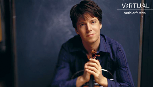 A day with Joshua Bell I: Brand-new moments at the Virtual Verbier Festival