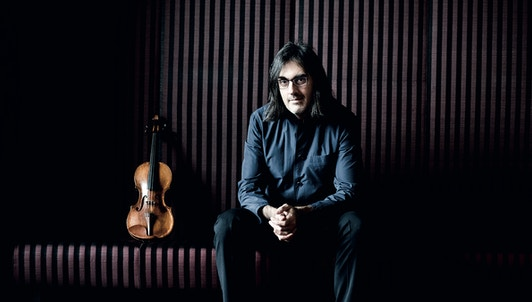 A day with Leonidas Kavakos