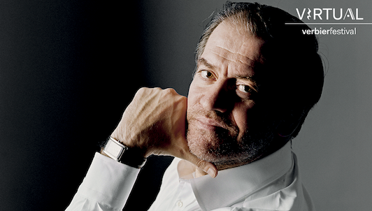 A day with Valery Gergiev I: Brand-new moments at the Virtual Verbier Festival