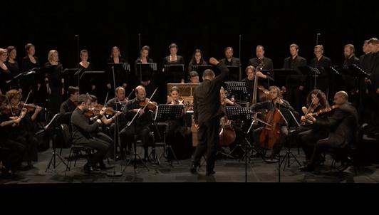 Rinaldo Alessandrini dirige Vivaldi, Leo et Bononcini — Avec le Concerto Italiano