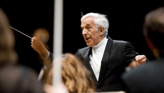 Vladimir Ashkenazy conducts Sibelius — With Valeriy Sokolov